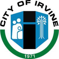 Biard and Crockett City of Irvine Seal