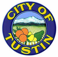 The Seal of the City of Tustin, CA