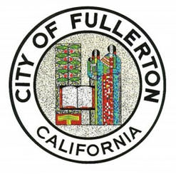 BCPSI Seal of the City of Fullerton, CA