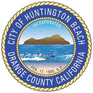BCPSI Huntington Beach City Seal