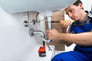 BCPSI Yorba Linda Plumber Fixing Sink