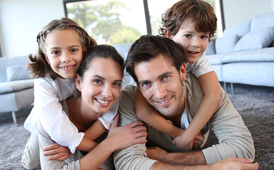 Orange County family